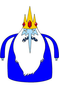 ������� ������ / The Ice King