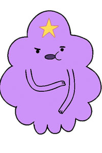 ��������� ����������� ����������� / Lumpy Space Princess